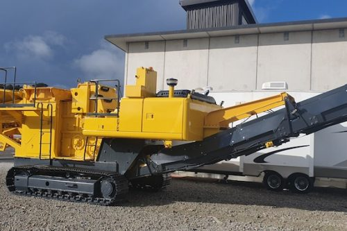 Mobile Dustless Blasting